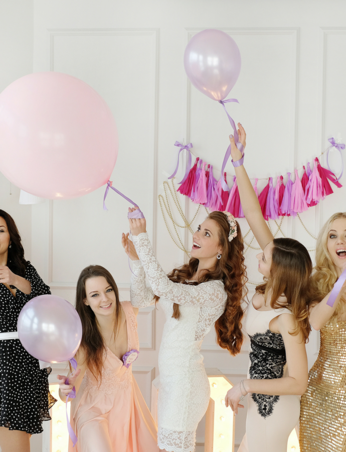 Blooming Tea Flower: 7 Bridal Shower Tea Party Ideas