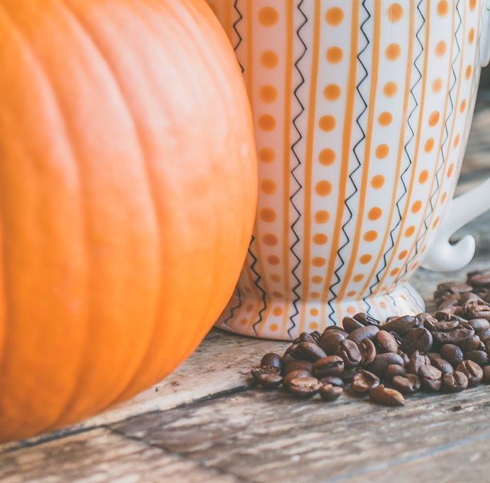 PUMPKIN TEA MACCHIATO RECIPE