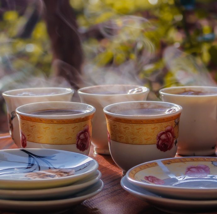 Top Tea Drinking Countries
