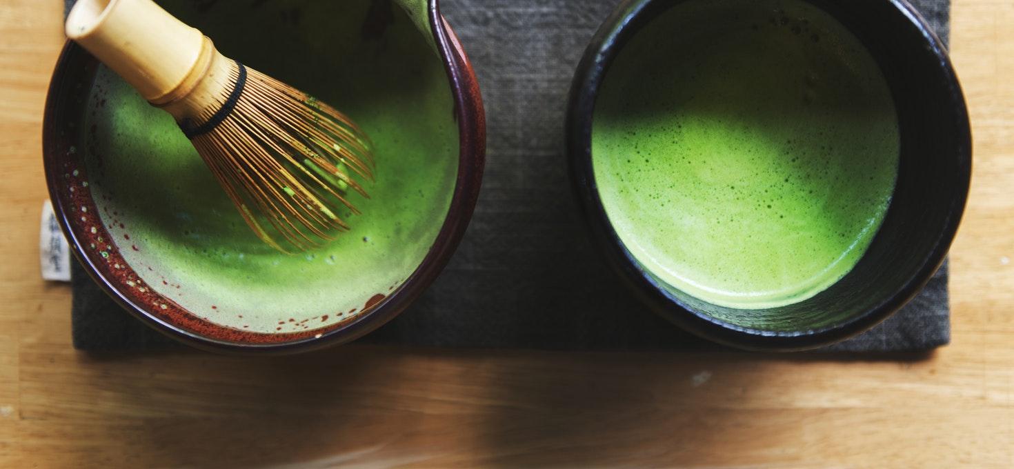 celebrities who adore green tea
