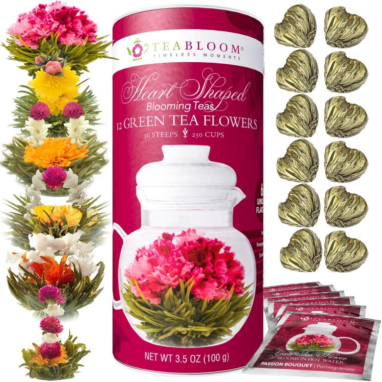 Valentine's day tea gifts