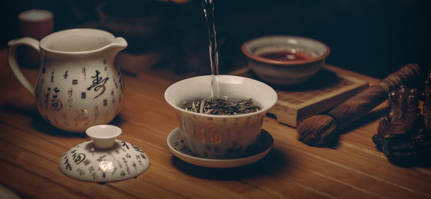 popular Chinese teas